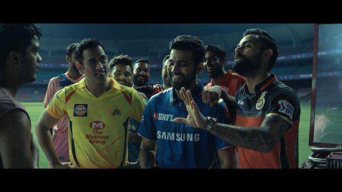 VIVO IPL 2019 TVC – #GameBanayegaName !