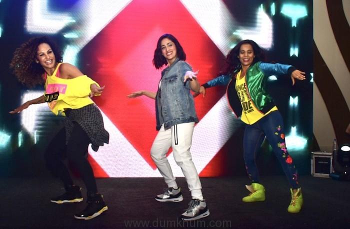 Zumba® Fitness Party with Yami Gautam and International icon Gina Grant (10)