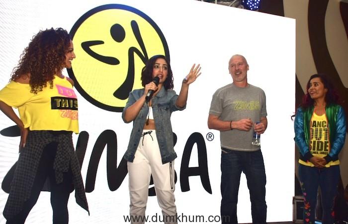 Zumba® Fitness Party with Yami Gautam and International icon Gina Grant (7)