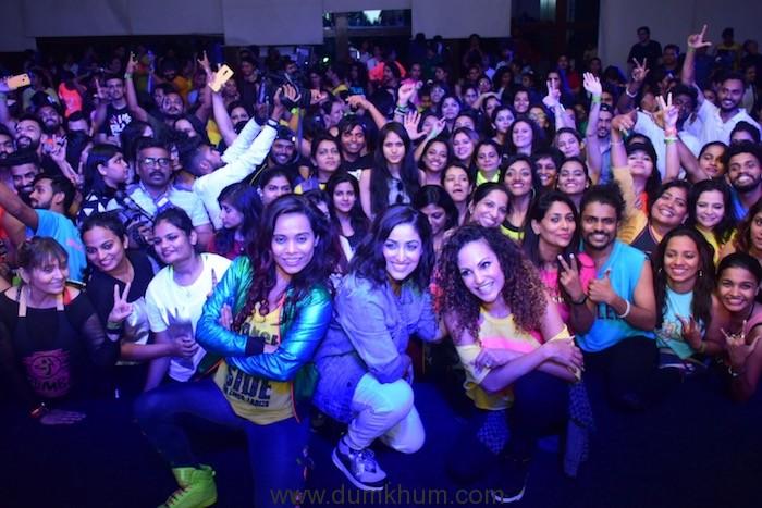 Zumba® Fitness Party with Yami Gautam and International icon Gina Grant (8)