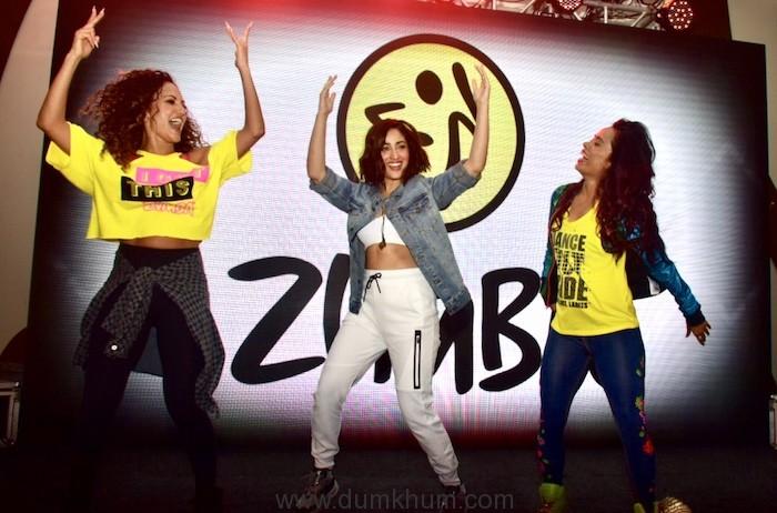 Zumba® Fitness Party with Yami Gautam and International icon Gina Grant (9)