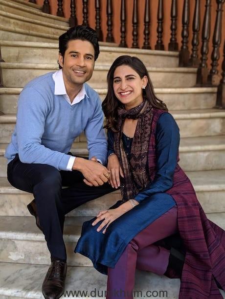 Aahana Kumra is all praise for co-star Rajeev Khandelwal