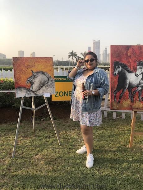 Sonal Somani - plus size blogger
