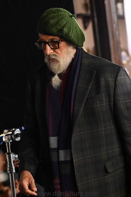 Amitabh Bachchan in Chehre 1