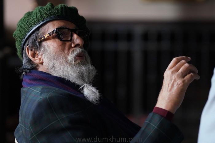 Amitabh Bachchan in Chehre 2