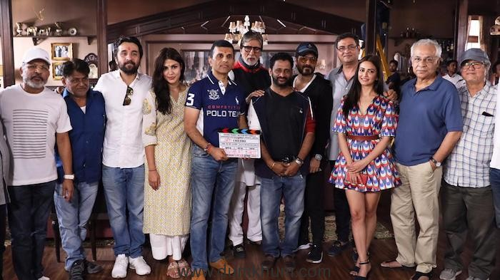 Anand Pandit's new venture with Amitabh Bachchan