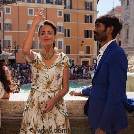 Dhanush's film wins audience award at Spain, Barcelona
