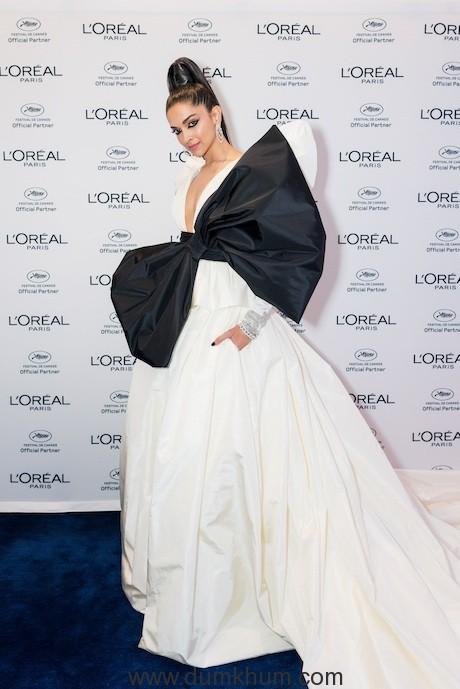 L'Oréal Paris brand ambassador Deepika Padukone at Cannes 2019 (3)