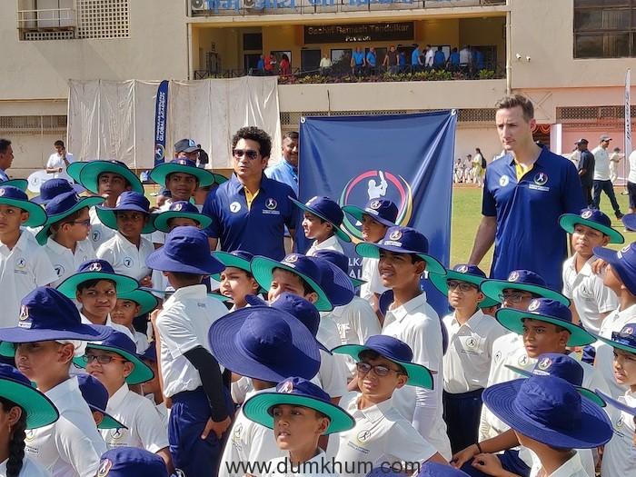 Tendulkar Middlesex Global Academy's Mumbai camp gets underway-