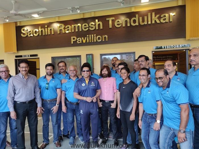 Tendulkar Middlesex Global Academy's Mumbai camp gets underway