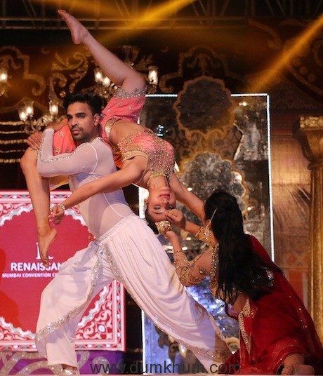 Terence Lewis dance