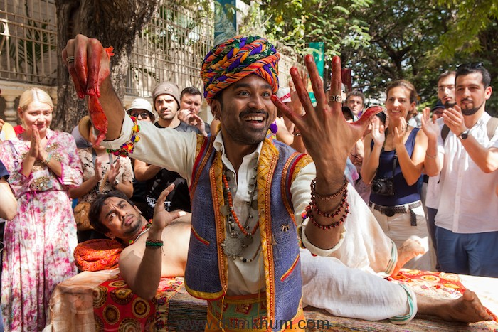 The Extraordinary Journey of The Fakir-