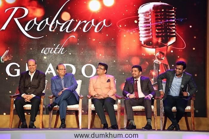 Ajay Agarwal - Rajendra Agarwal- Mentor, GRADO, Dhruva Singh Chauhan, Vikram Mahaldar- Rahul Agarwal -