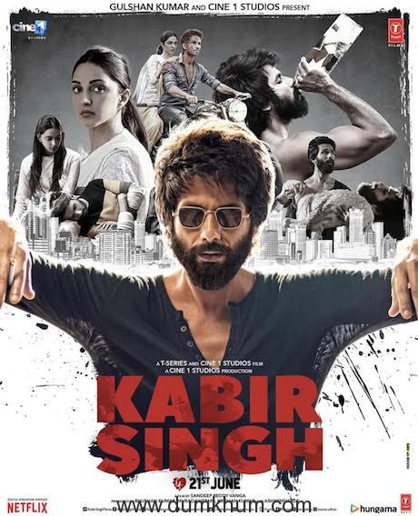 Kabir Singh Film Poster (1)