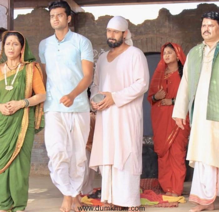 Yatharth Mundada - Karishma Bhuta - Mere Sai-