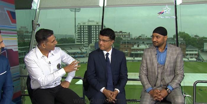Akshay Kumar on Philips Hue Cricket Live on Star Sports Network (3)