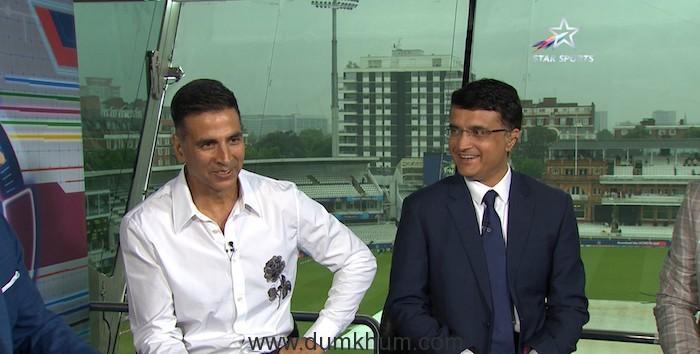 Akshay Kumar on Philips Hue Cricket Live on Star Sports Network (4)