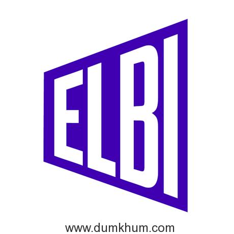 Elbi Logo - on white background