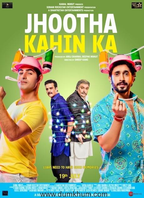 Jhootha Kahin Ka - Poster