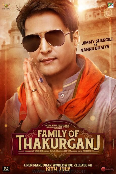 Jimmy Shergill as Nannu Bhaiya in the film #FamilyOfThakurganj