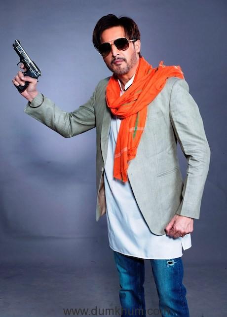 Jimmy Shergill in film'Family of Thakurganj'