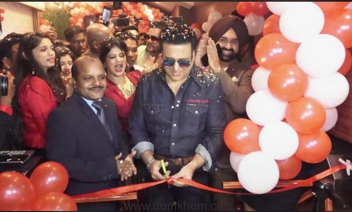 Mr. Deepak Pathak(co-founder_Fitness Factory), Mr. Govinda (Super Star), Mr. Jatinder Singh Monga(Co- Founder_Fitness Factory & ProSlim), Mrs. Meena Luhadiya(Co-Founder_Proslim).JPG (1)