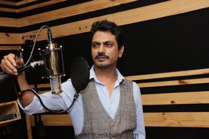 Nawazuddin Siddiqui turns rapper for Bole Chudiyan