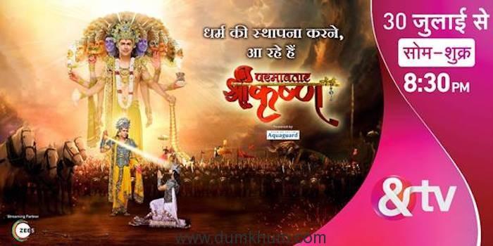 Mahabharat Ka Aarambh on &TV's Paramavatar Shri Krishna !