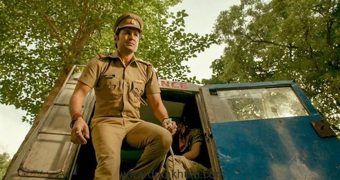 Rajeev Khandelwal's look as a cop from film Pranaam is here!