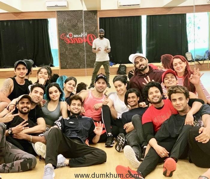 Remo - Varun - & Cast and crew