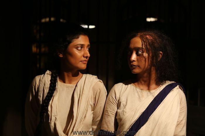 Sayani Gupta and Ragini Khanna from Posham Pa