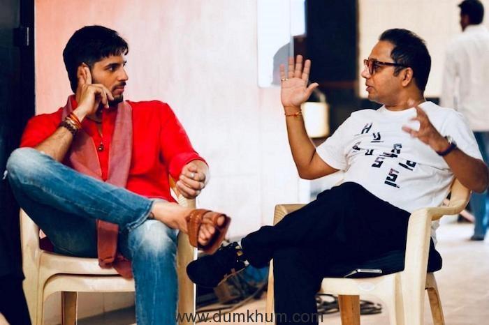 Shaailesh R Singh with Siddharth M