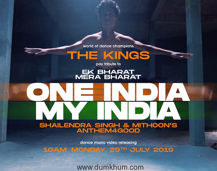 Here's the Shailendra Singh-Kings Video That Is Changing India