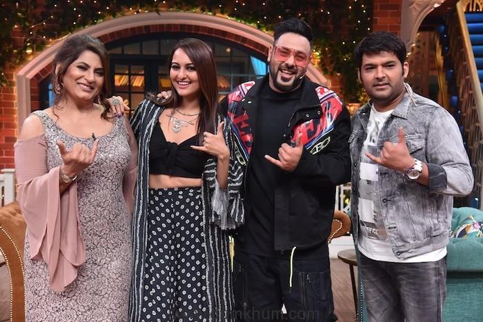 Sonakshi on The Kapil Sharma Show