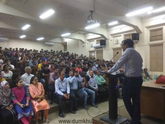 TDS wing of Income Tax Department, Mumbai celebrates Aaykar Diwas