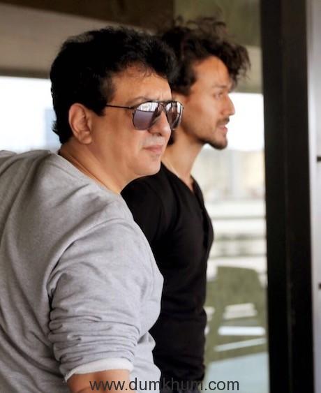 Tiger got his mega launch with Sajid Nadiadwala in Heropanti -