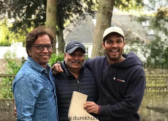 Dir.Vivek Chouhan, Producer Mohaan Nadaar, Randeep Hooda