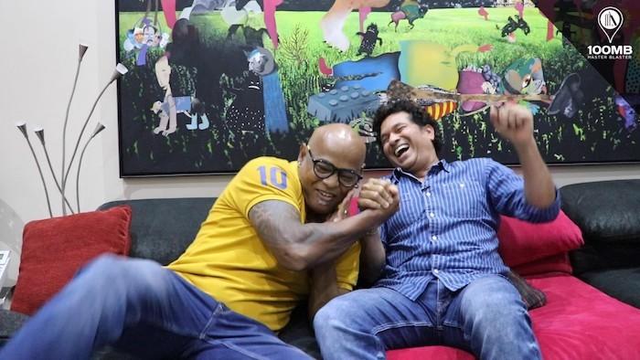 Watch Sachin Tendulkar and Vinod Kambli celebrate Friendship Day with 'Play with Friends' live on Sachin Saga Cricket Champions