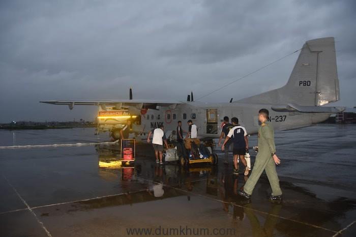 Indian Naval Teams-1