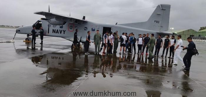 Indian Naval Teams
