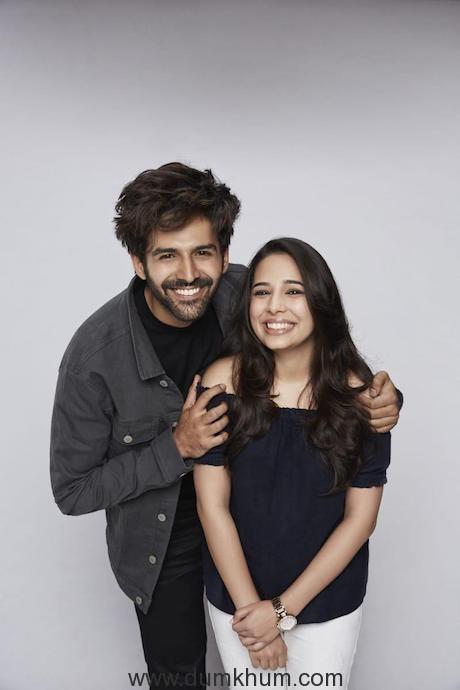 Kartik Aaryan Talks About His Special Bond With His Sister Kritika-1