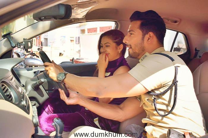 Reem and Sehban in Tujhse Hai Raabta (2)