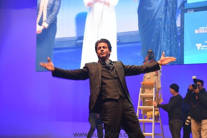 Tabu, Vijay Sethupathi and Shah Rukh walk off with top honours at IFFM Awards 2019 !