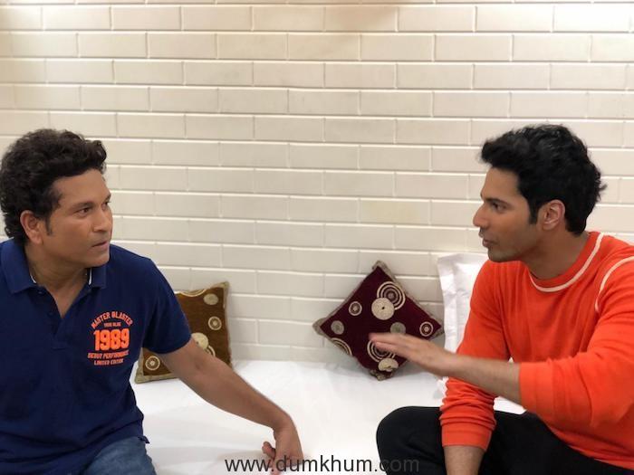 Sachin and Varun Dhawan-1