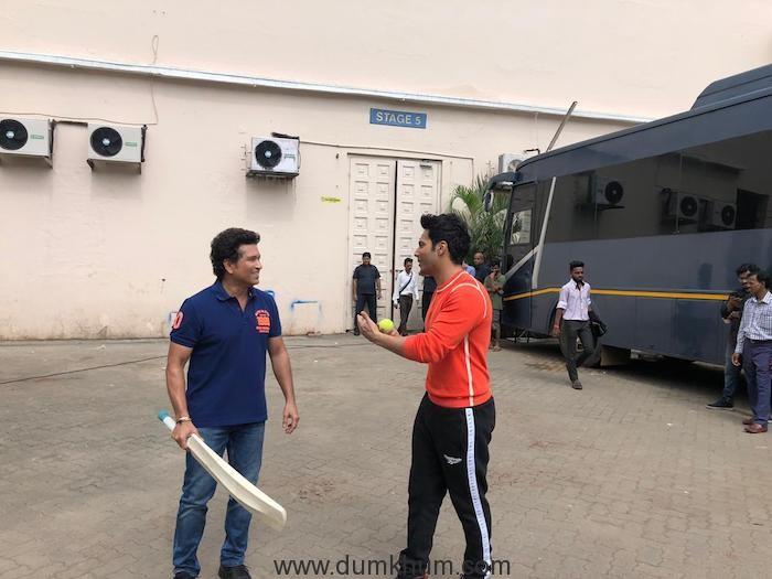 Sachin and Varun Dhawan