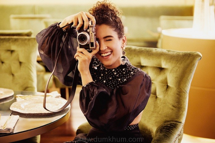 Sanya Malhotra for the very first time takes a holiday to Doha, Qatar !