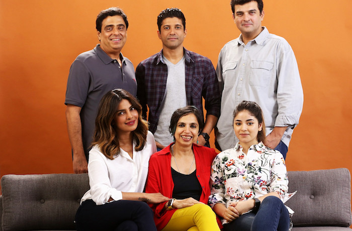 """RSVP and Roy Kapur Film's """"The Sky is Pink"""" slated to release on 11th October 2019."""