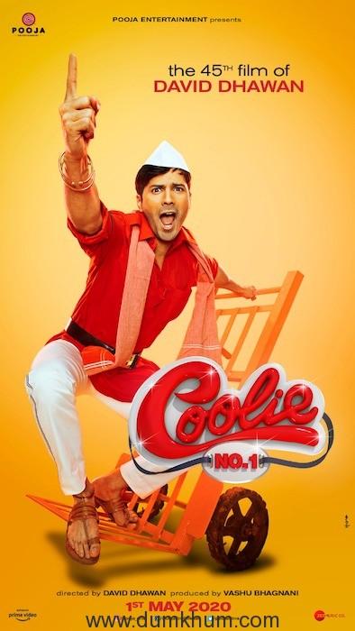 Varun Dhawan - Coolie No 1