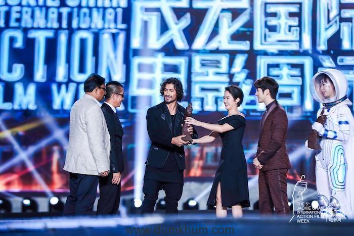 Vidyut Jammwal's Junglee wins big at the prestigious Jackie Chan Film Week in China