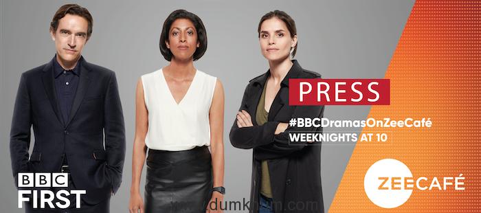 BBC First drama 'Press'